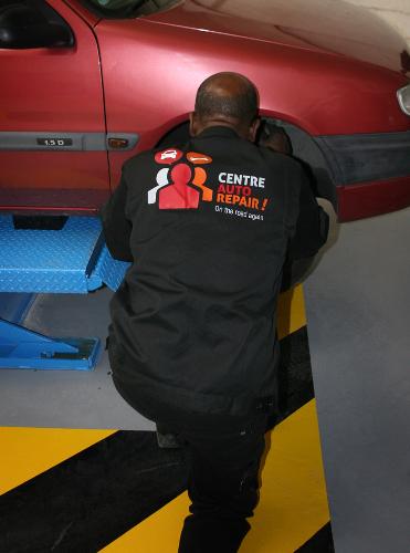 Garage pas cher