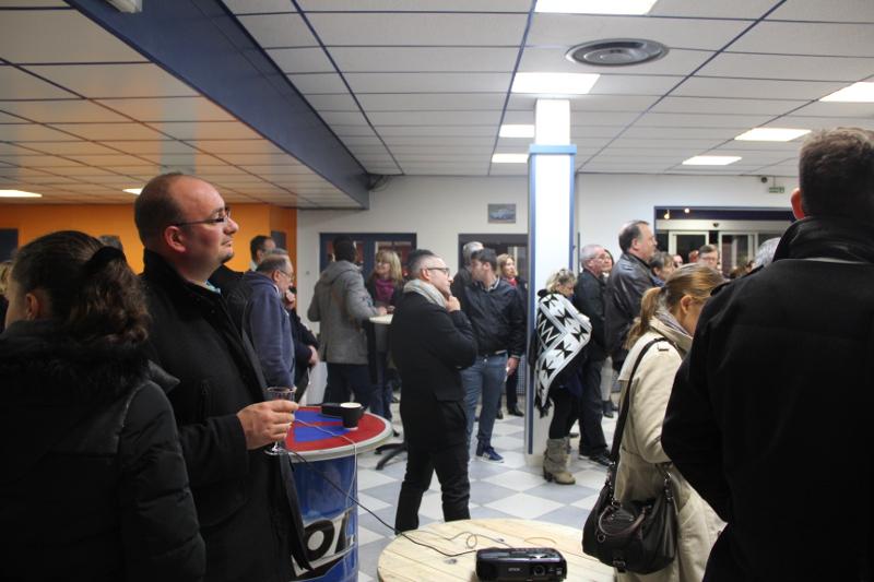 Inauguration self garage compiègne