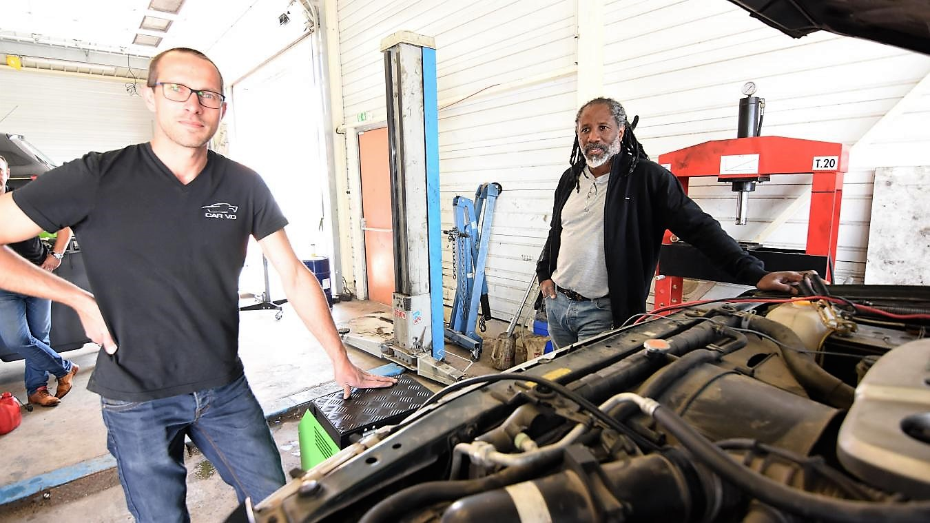 Ouverture centre auto repair grandvilliers centre auto for Jean garage auto boissy l aillerie horaires