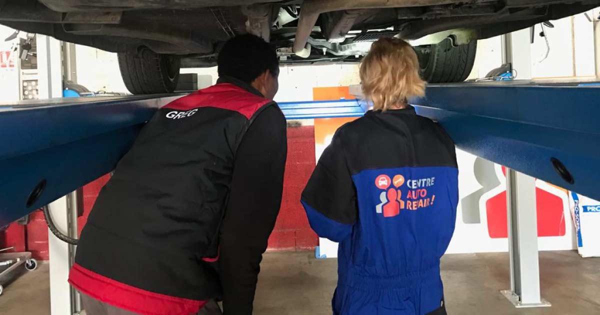 self-garage centre auto repair