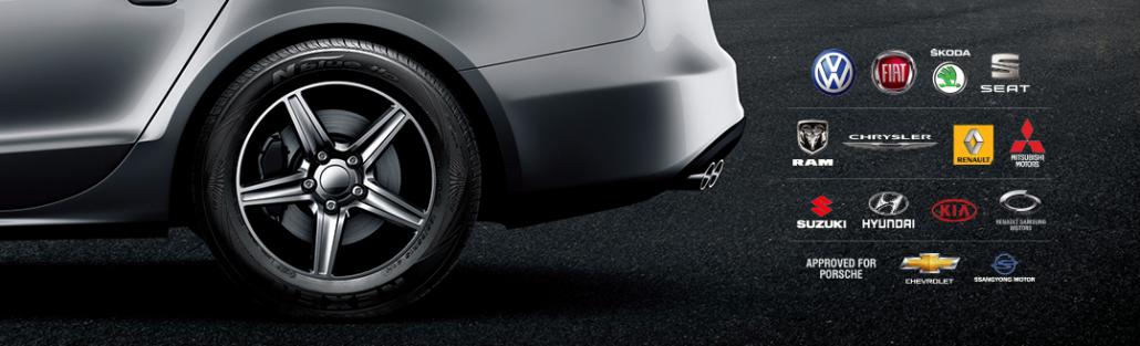 pneu nexen renault